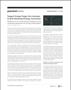 GTM DER/DERMS article